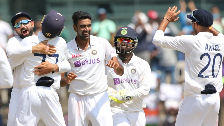 Ravichandran Ashwin is the best spinner in the world at exploiting his home conditions, says Rob Key (Pic credit: BCCI)