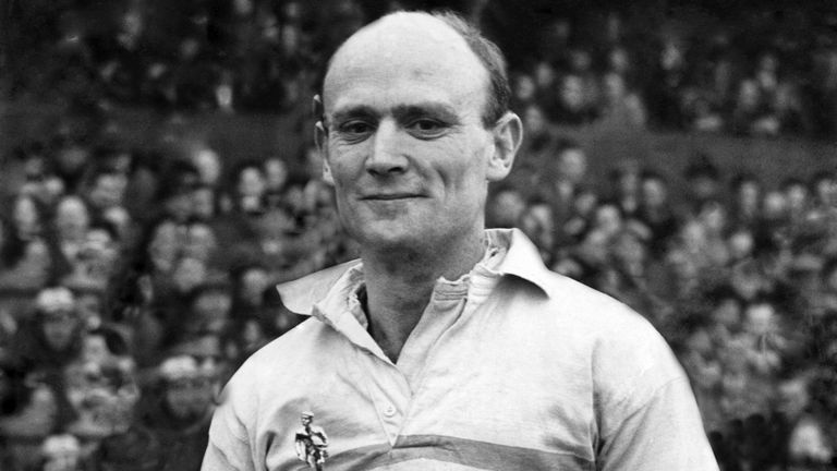 Brian Bevan set a record for tries in a career with 796