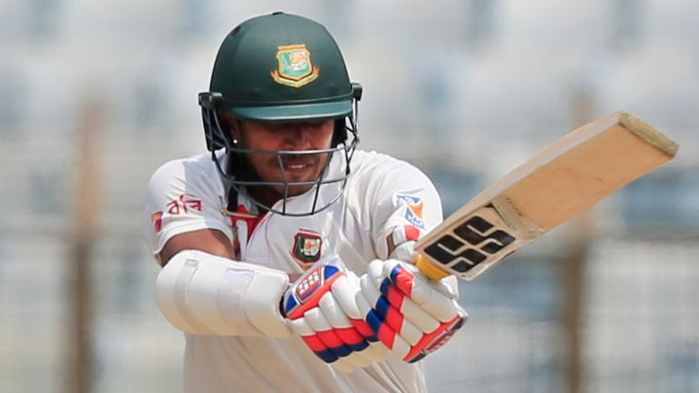 Soumya Sarkar was brought into the Bangladesh side as a replacement for the injured Shakib Al Hasan