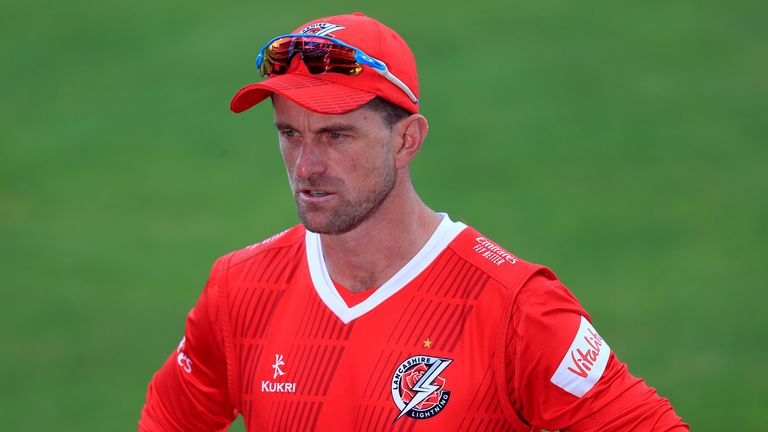 Vilas has led Lancashire to the knockout stages of limited-overs competitions three times