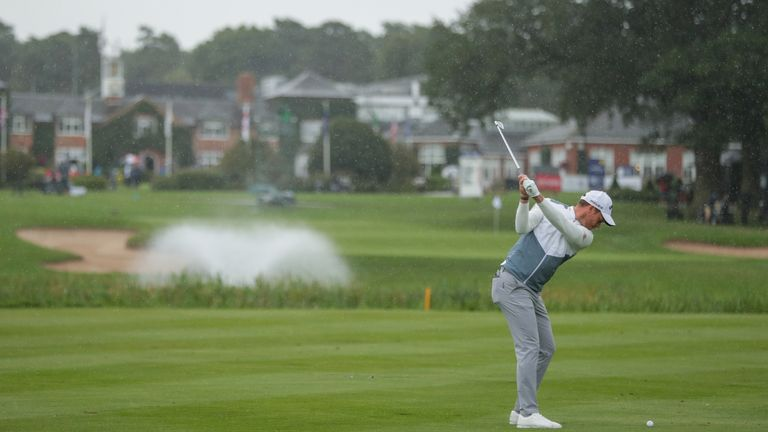 Danny Willett is hosting this year's British Masters at The Belfry
