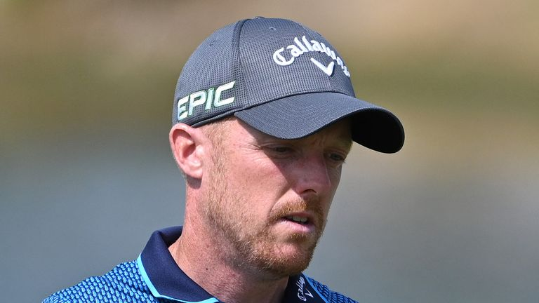 David Horsey's 61 equalled the course record and the lowest round in Saudi International history