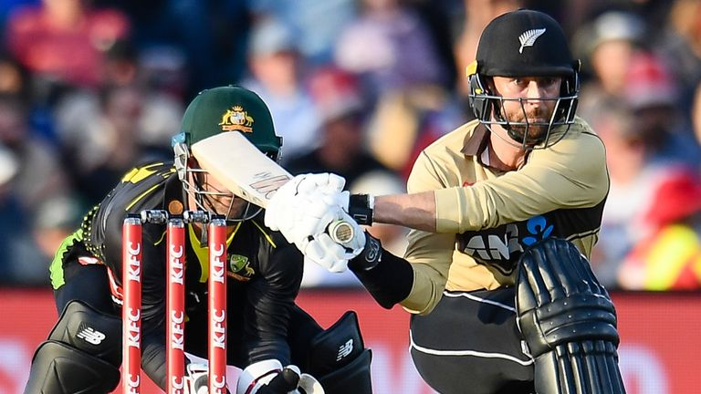 New Zealand Men are on the verge of defeating Australia in their T20 series