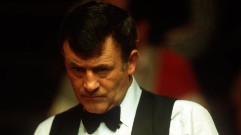 Welsh snooker legend Doug Mountjoy has died at the age of 78