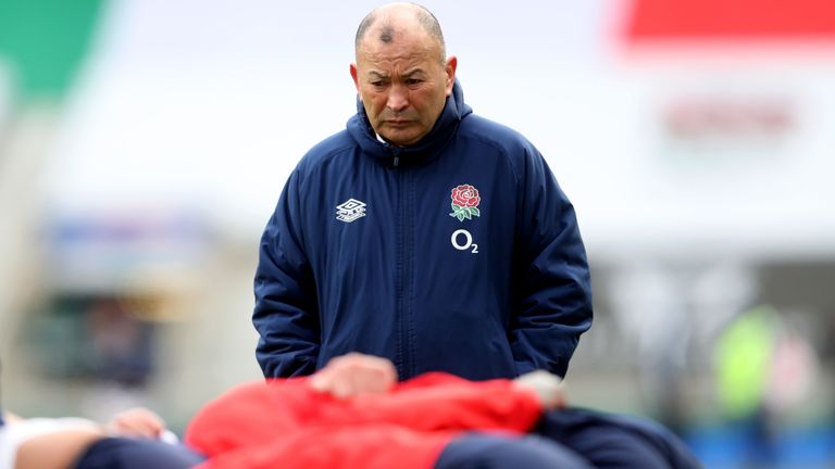 Jones argues that it is imperative for a coach to continue coaching outside of Test windows