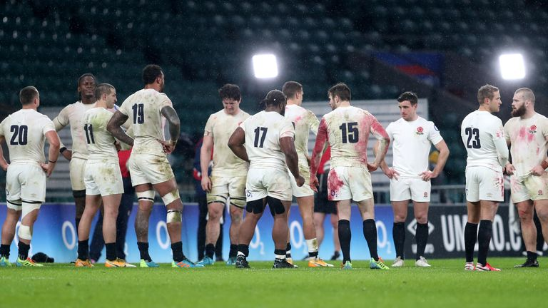 England have failed to perform so far in the 2021 championship