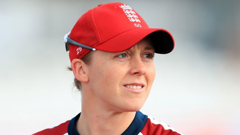 England captain Heather Knight believes the Birmingham 2022 Commonwealth Games is an opportunity to showcase women's cricket