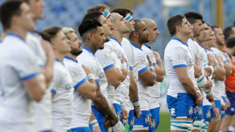 Italy already facing more questions about their Six Nations future after the heavy defeat to France