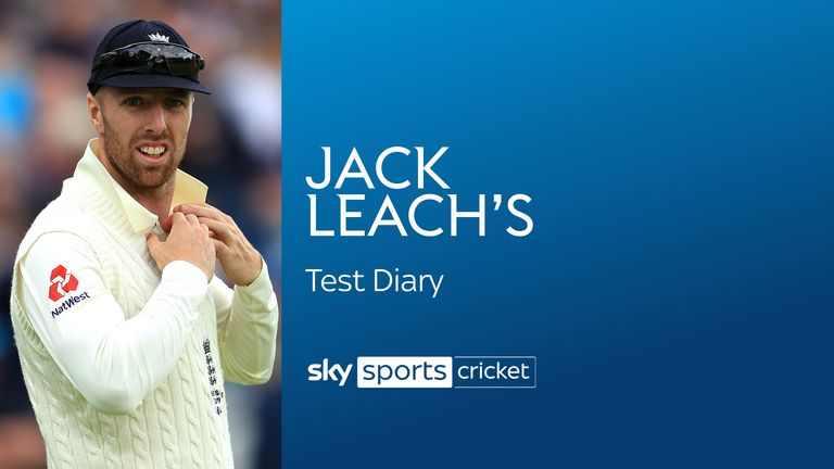 English spinner Jack Leach turns to pink Test ball and performs in front of 55,000 Indian fans |  Cricket News