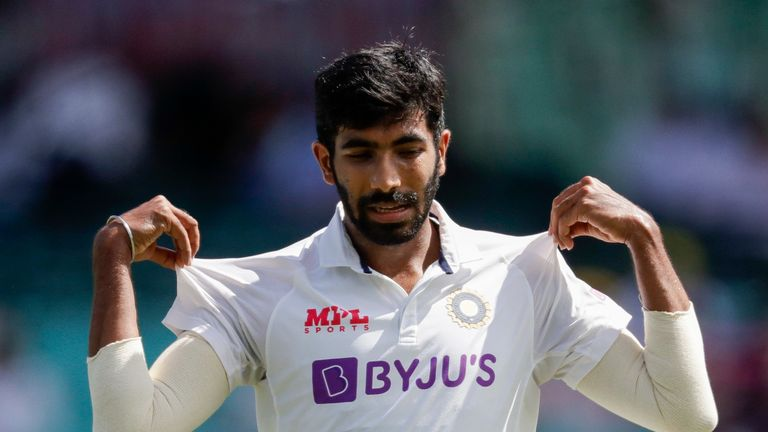 Jasprit Bumrah will miss the fourth Test in Ahmedabad for personal reasons