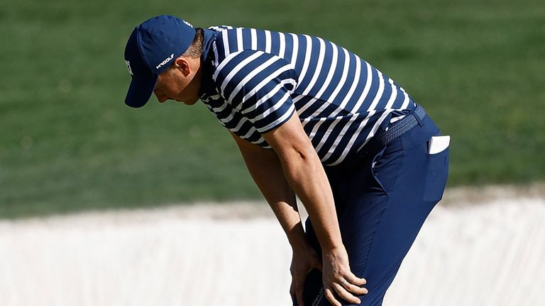 Spieth is upbeat for the rest of the season