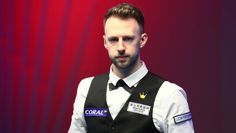 Judd Trump successfully defended the German Masters