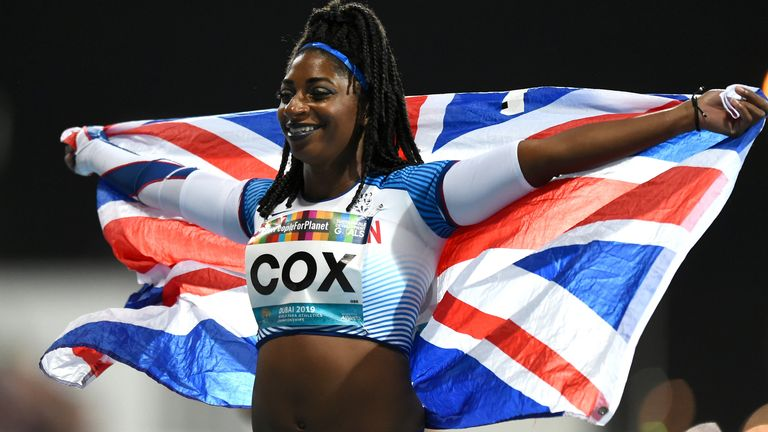 """Kadeena Cox says the Sports Monitoring Advisory Panel will """"keep the pressure"""" on organisations to improve diversity in sport"""