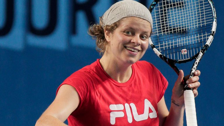 Belgium's Kim Clijsters won the title as a mother in 2011