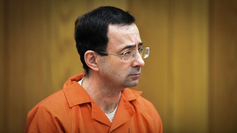 Larry Nassar, a former team USA Gymnastics doctor, pleaded guilty in November 2017 to sexual assault charges
