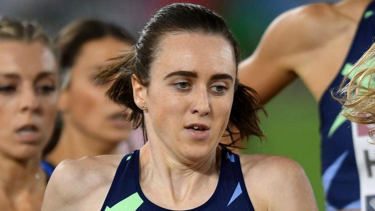 Laura Muir set a new British record