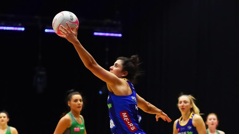 Tamsin Greenway was impressed with Leeds Rhinos Netball's maiden weekend in the Vitality Netball Superleague