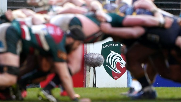 Leicester Tigers have been hit with a double suspension