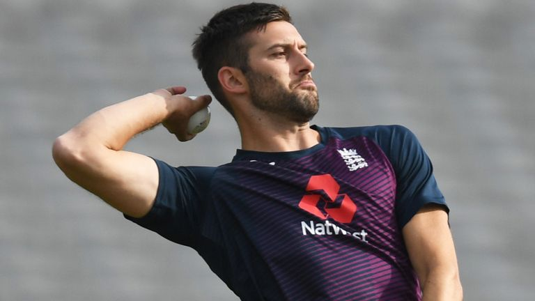 Mark Wood says England players have been told they cannot go to restaurants or coffee shops ahead of the Durham ODI