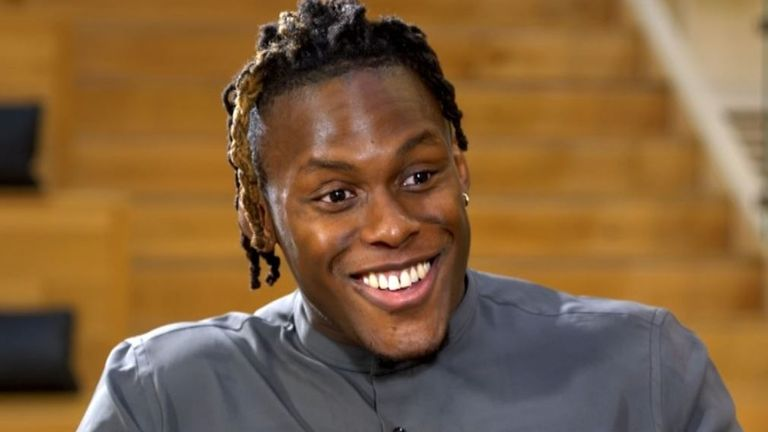 Maro Itoje talks exclusively to Sky Sports News' Gail Davis in a wide-ranging interview about his past and future ambitions on and off the rugby pitch