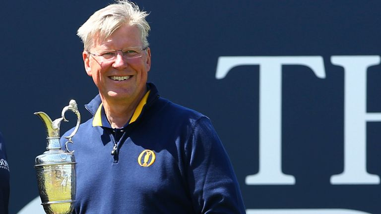 Martin Slumbers insists The Open will go ahead this year