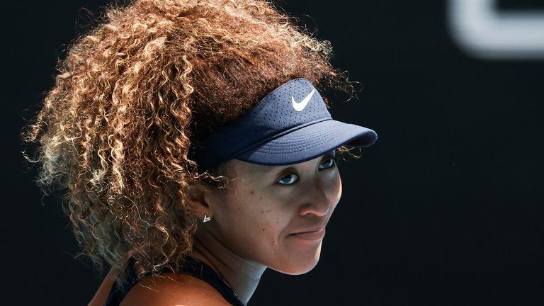Japan's Naomi Osaka reached the semi-finals of the Australian Open where she will play Serena Williams or Simona Halep