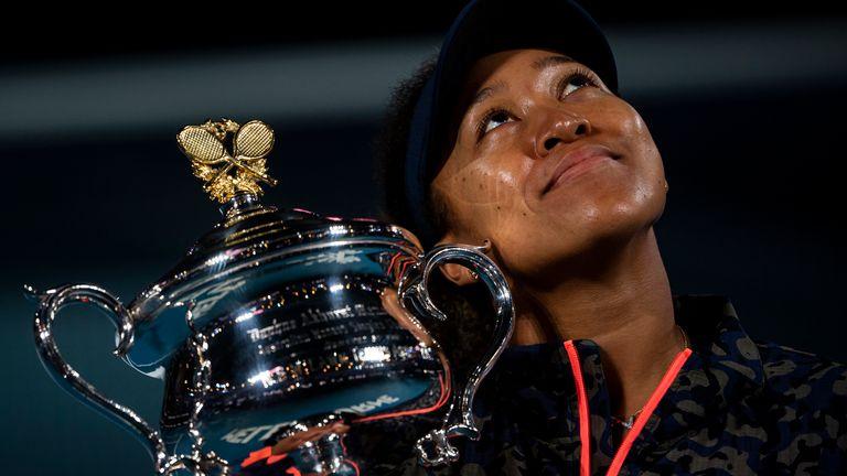 Naomi Osaka has not suffered defeat since February 2020, winning her last 21 matches