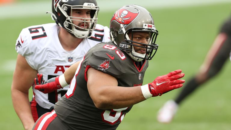 Ndamukong Suh brings Super Bowl experience to the Bucs, having started opposite Tom Brady two years ago