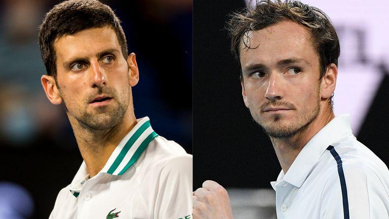 Australian Open: Novak Djokovic is under pressure, says Daniil Medvedev ahead of men's singles final |  Tennis News