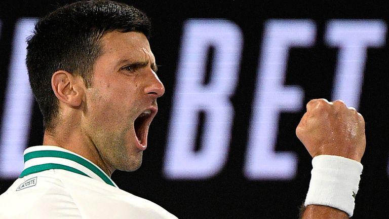 Novak Djokovic defeated Daniil Medvedev to win his ninth Australian Open and 18th Grand Slam overall