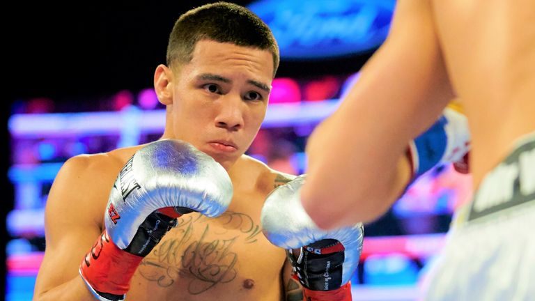Valdez had floored Berchelt in the fourth and ninth rounds