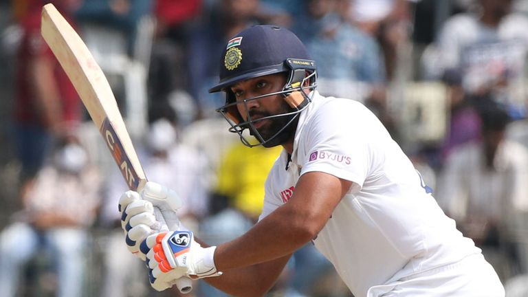 Rohit Sharma defends Chennai ground after India beat England to level test series |  Cricket News