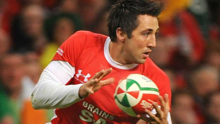 Henson kicked 115 points in 33 appearances for Wales