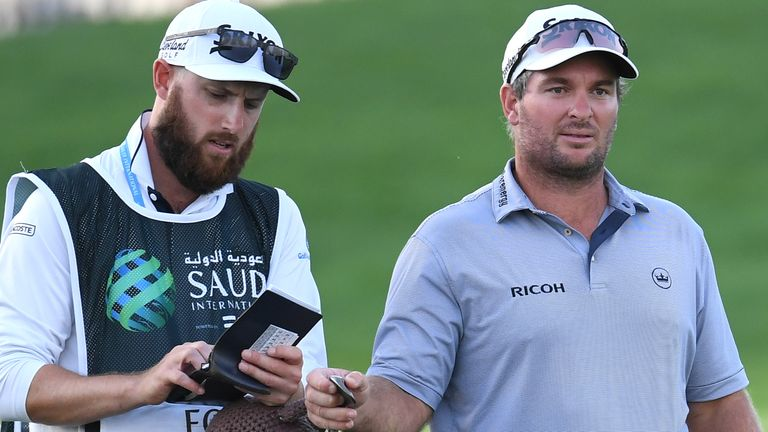 Ryan Fox is chasing a second European Tour victory this week