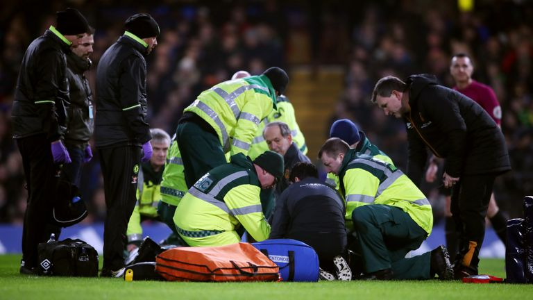 Ryan Mason suffered a head injury which led to him retiring while playing for Hull in the Premier League