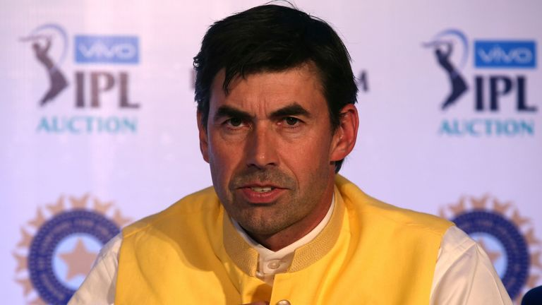 Stephen Fleming has stepped back from his role as coach as he looks spend more time with his family