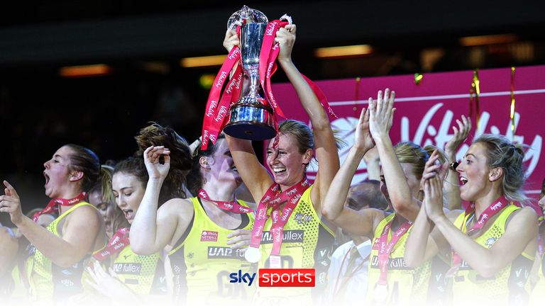 Sky Sports has announced a new multi-year broadcast partnership with England Netball