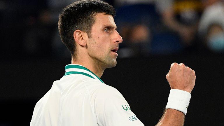 Australian Open: Novak Djokovic wins ninth title in Melbourne after beating Daniil Medvedev in final |  Tennis News
