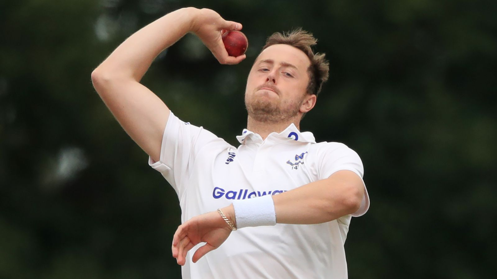 Ollie Robinson: Sussex seam bowler 'one to watch' in 2021 as 27-year-old eyes England call up