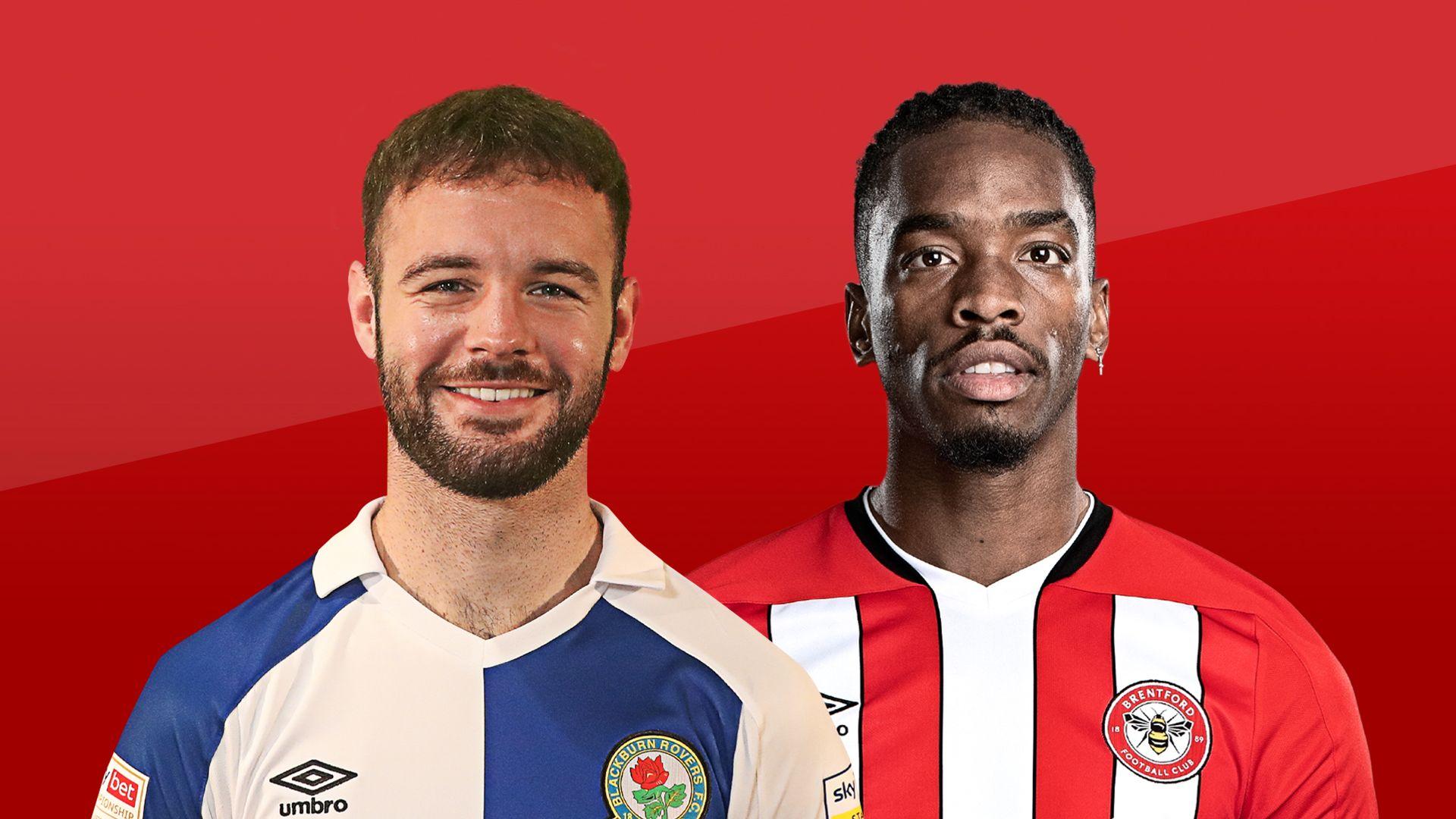 Live on Sky: Blackburn vs Brentford