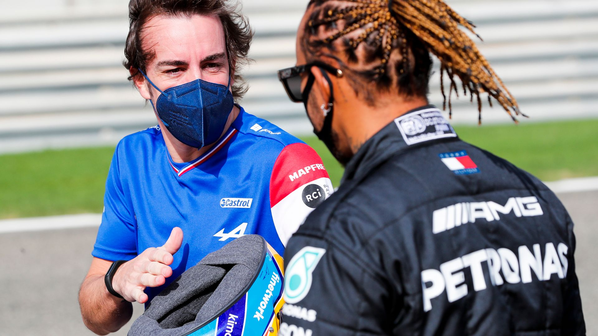 F1 Testing: Hamilton, Alonso in action on Day Two LIVE!