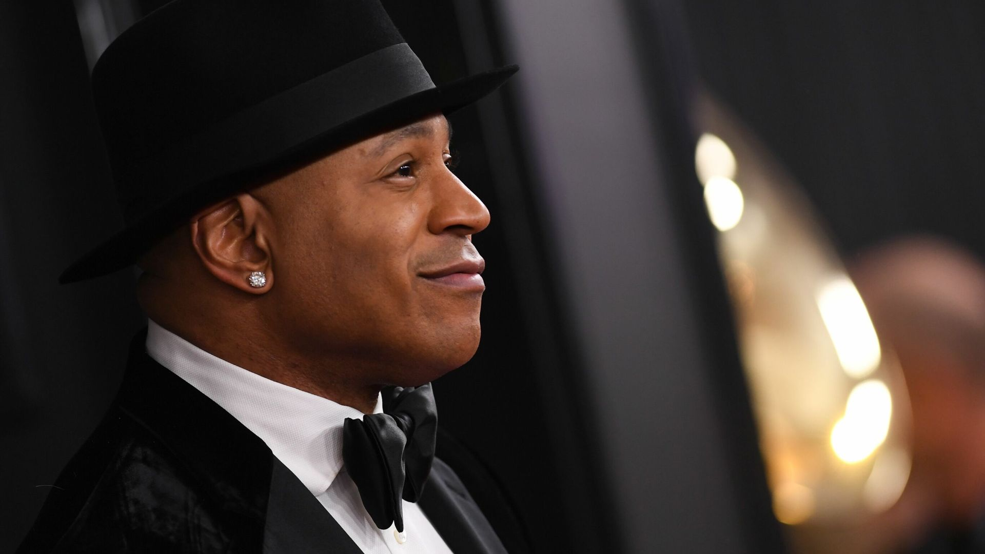 LL Cool J reveals he is a Leeds United supporter - sky sports