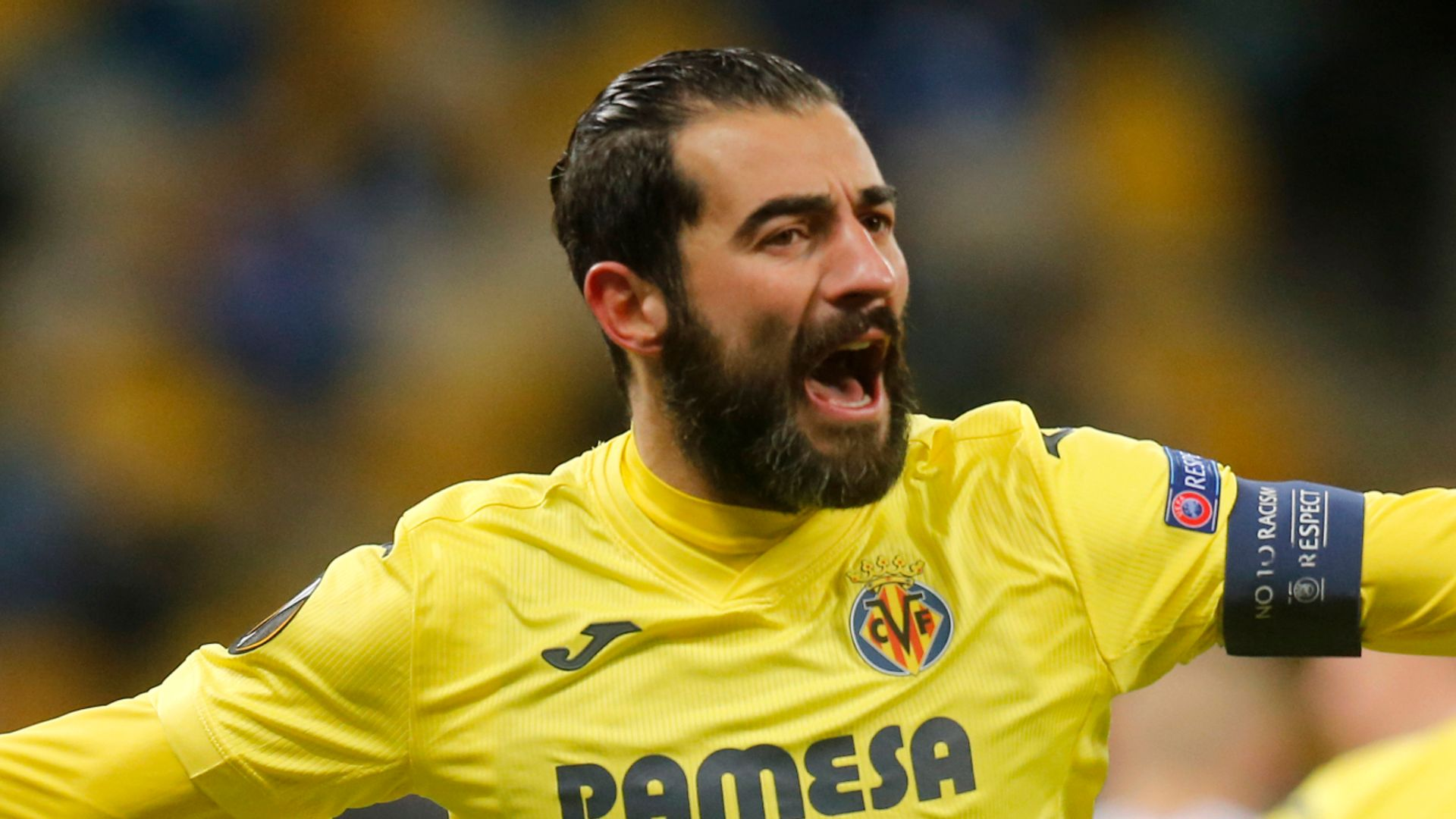 Europa League: Villarreal, Roma take steps towards last eight