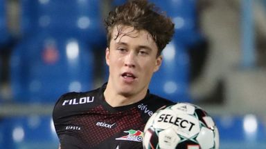Jack Hendry has impressed at KV Oostende while on loan from Celtic