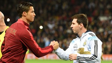 Ronaldo and Messi have shown an interest in playing in the United States