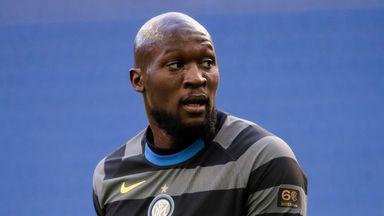 Romelu Lukaku fired Inter Milan to the Serie A title last season