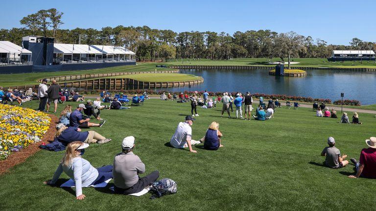 'Pete Dye has designed a phenomenal stadium golf course'