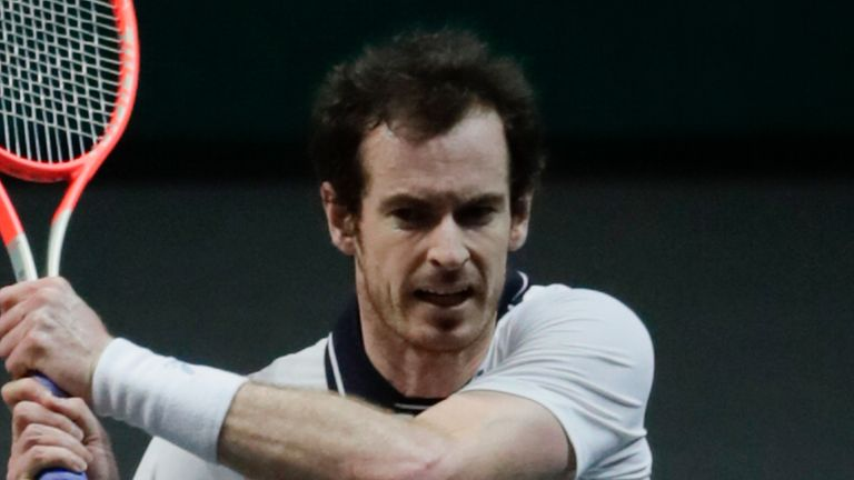 Andy Murray says becoming a caddie to a professional golfer appeals to his desire to stay in sport