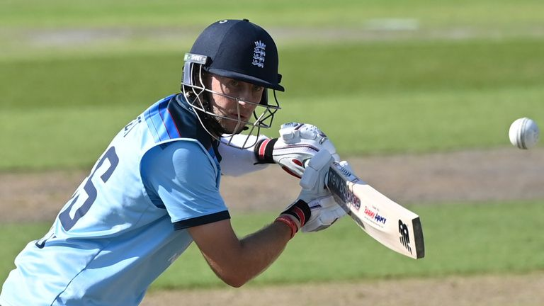Joe Root leaves a 'massive hole' after being rested for England's ODI series in India, says Eoin Morgan