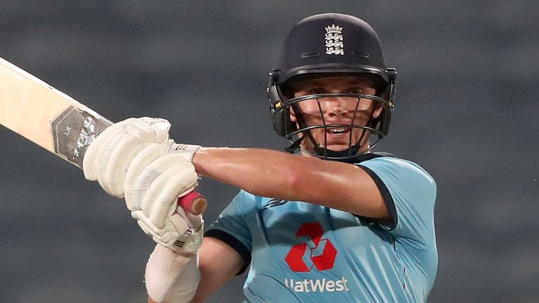 Sam Curran's superb unbeaten 95 in vain as India beat England in series-deciding